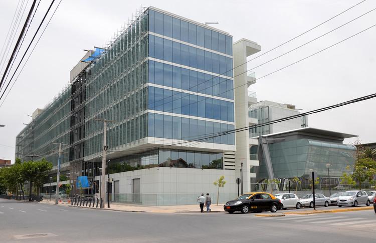 Cortesía de Borja Huidobro + A4 Arquitectos