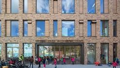 Nieuwe Park Rozenburgschool / KCAP Architects&Planners