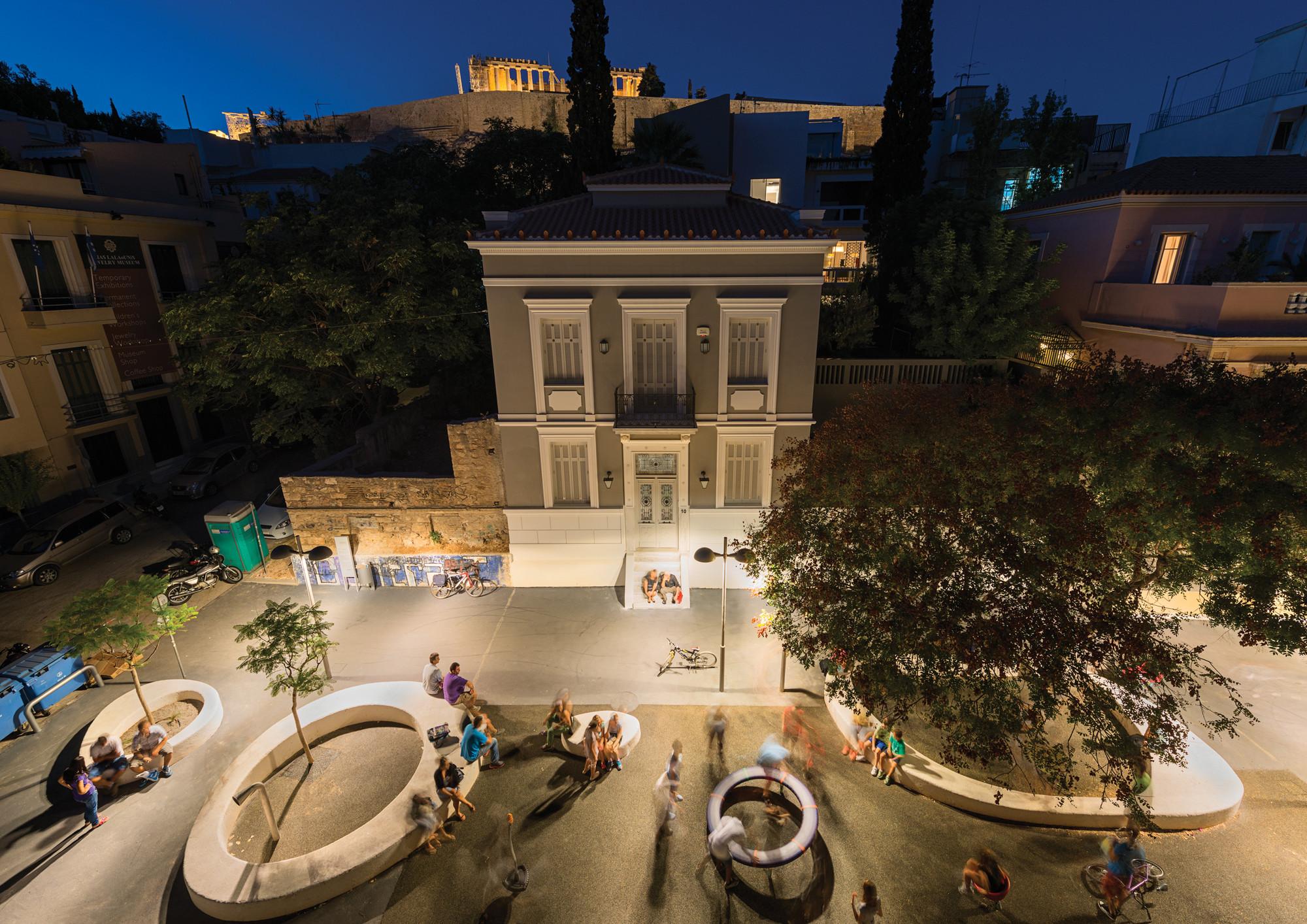Pxathens - Six Thresholds / Buerger Katsota Architects, © Yiorgis Yerolymbos