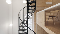 Room On The Roof  /  i29 interior architects