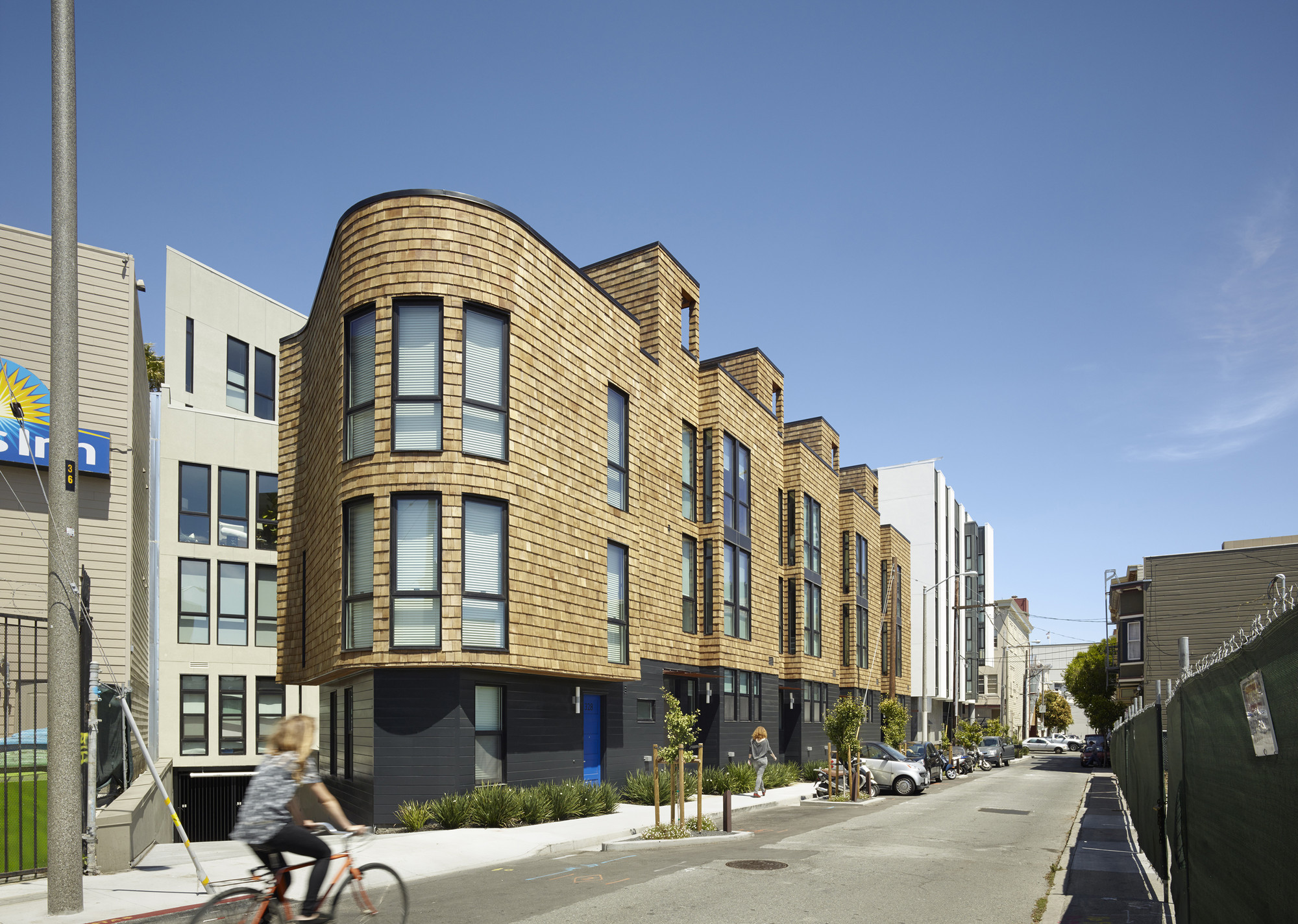 300 Ivy Street  / David Baker Architects, © Bruce Damonte