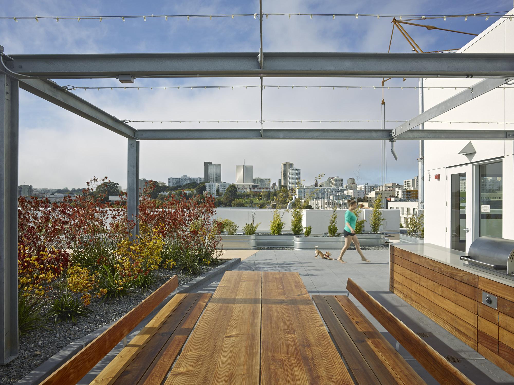 Gallery Of 300 Ivy Street / David Baker Architects - 11