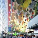 Markthal Rotterdam. Image © Nico Saieh