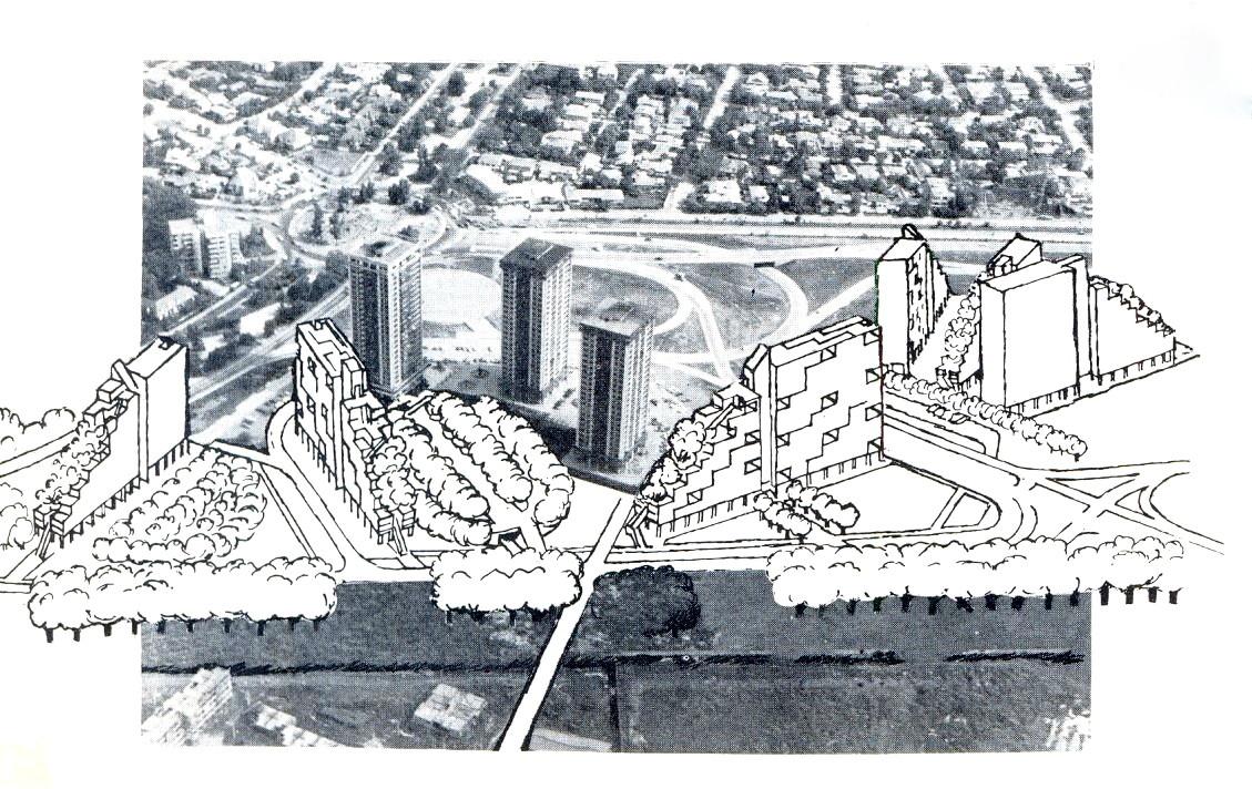 Clásicos de Arquitectura: Barrio San Luis / CORMU , Cortesia de CA 22