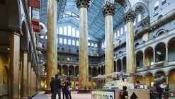 "HOT TO COLD: BIG's ""Odyssey of Architectural Adaptation"" Opens at the National Building Museum"