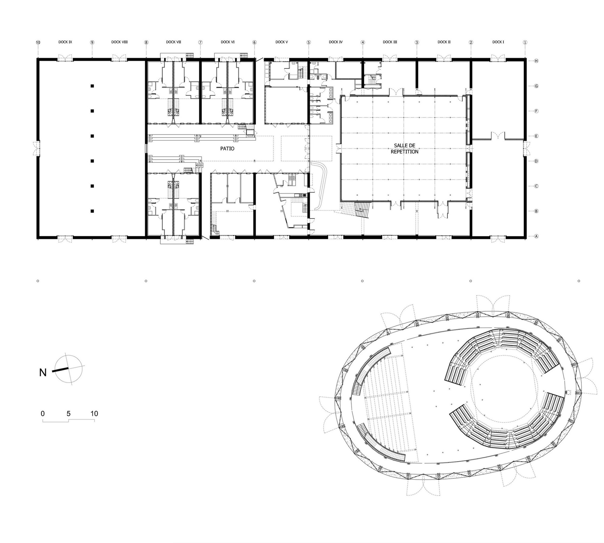 Gallery Of Circus Arts Conservatory Adh Architects 1