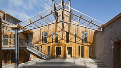Circus Arts Conservatory / ADH Architects