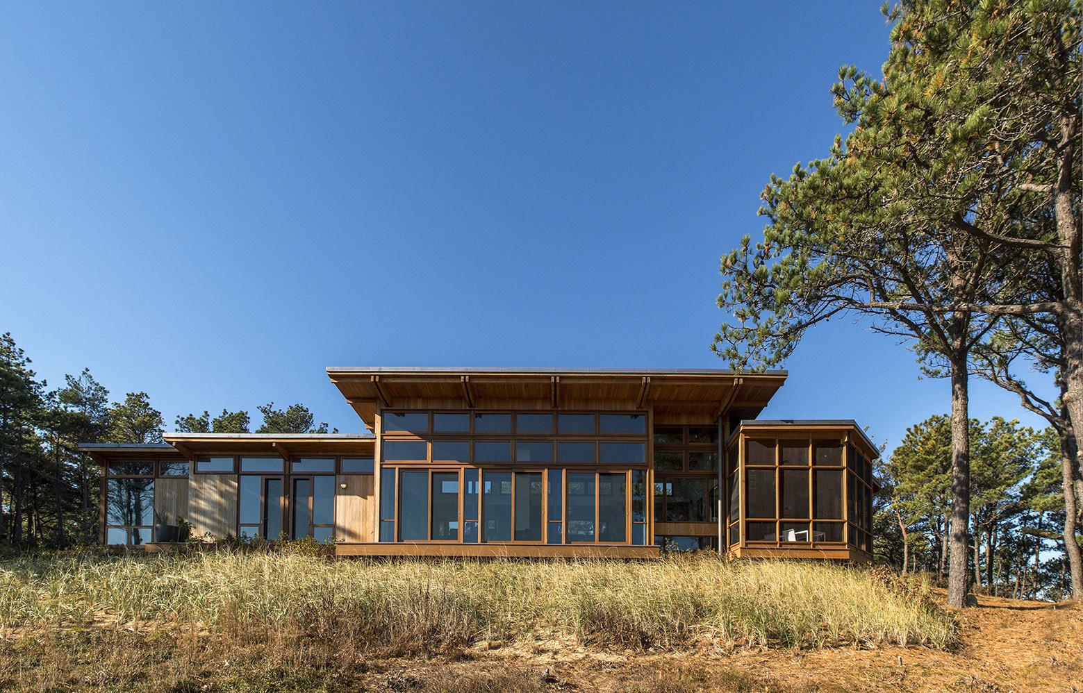 Casa sobre Dunas / Hammer Architects, © Hammer Architects