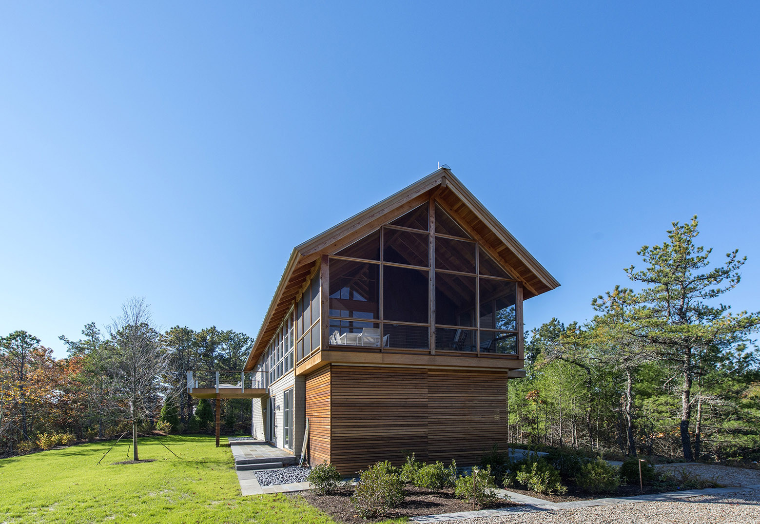 Gallery Of North Pamet Ridge House Hammer Architects 8