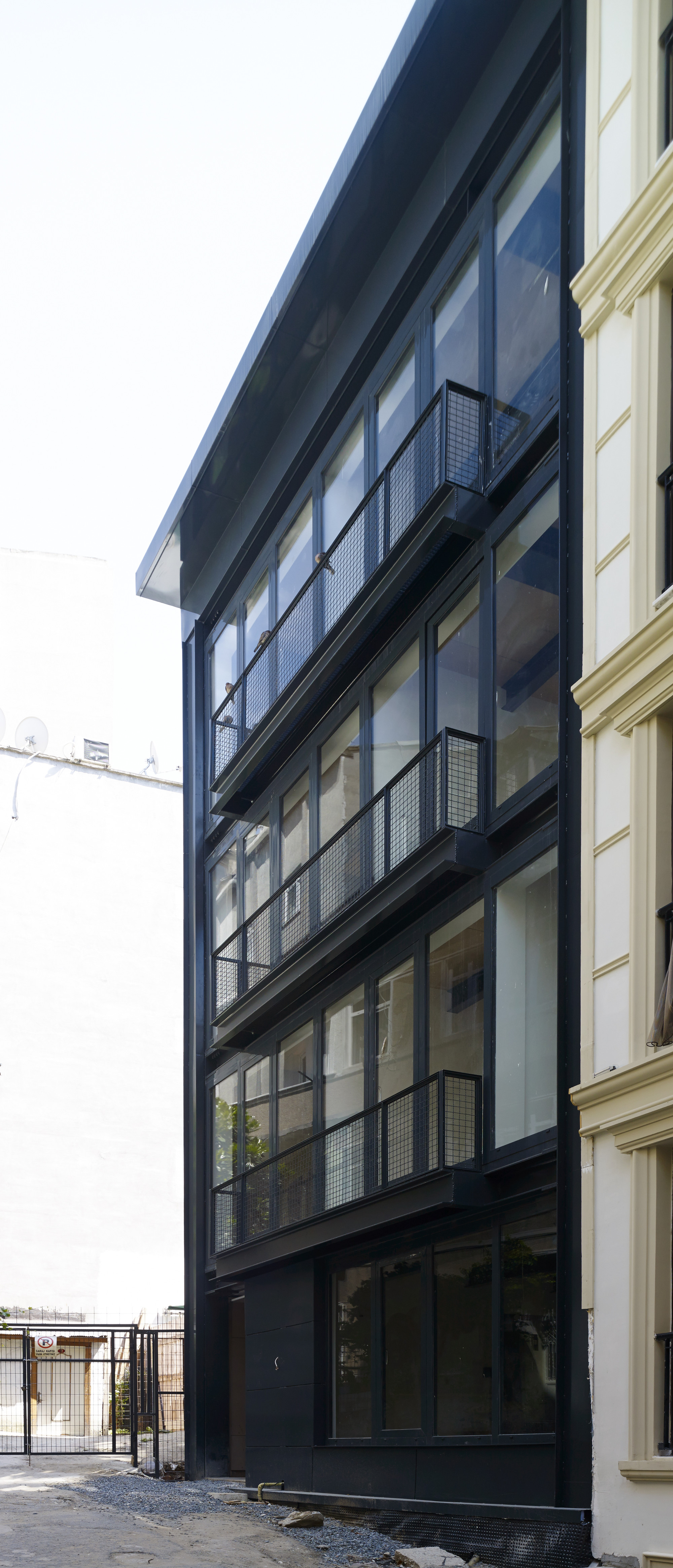 Gallery of noxx apartment cm architecture 11 for Architecture 54