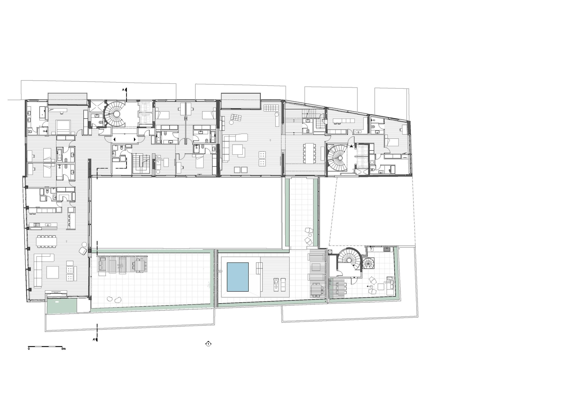 Gallery of Conversion of Doxiadis Office Building ATI to Apartment
