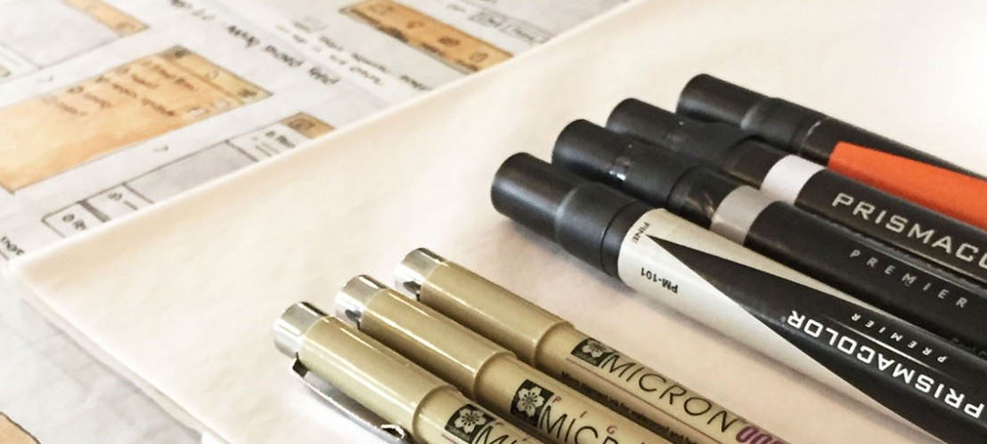 The Architecture Of Product Design Cross Disciplinary Sketching Tools Courtesy Of Percolate