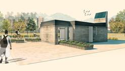 Construye Solar: Casa Tempero, sistemas bioclimáticos pasivos en viviendas sociales