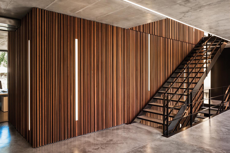 gallery of office building blocher blocher partners 2. Black Bedroom Furniture Sets. Home Design Ideas