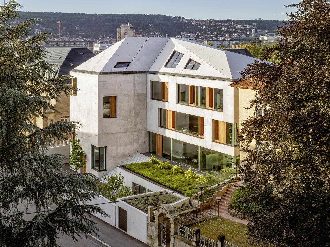 Blocher Blocher Partners : office building blocher blocher partners archdaily ~ Markanthonyermac.com Haus und Dekorationen