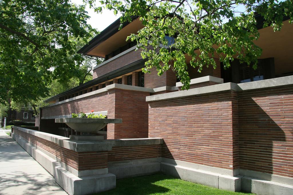 Frederick C. Robie House. Imagen © Nat Hansen