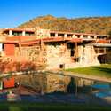 Taliesin West. Image © Flickr User lumierefl