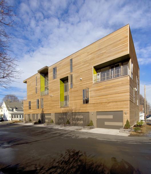 Merge Architects, Penn Street Lofts | © John Horner Photography