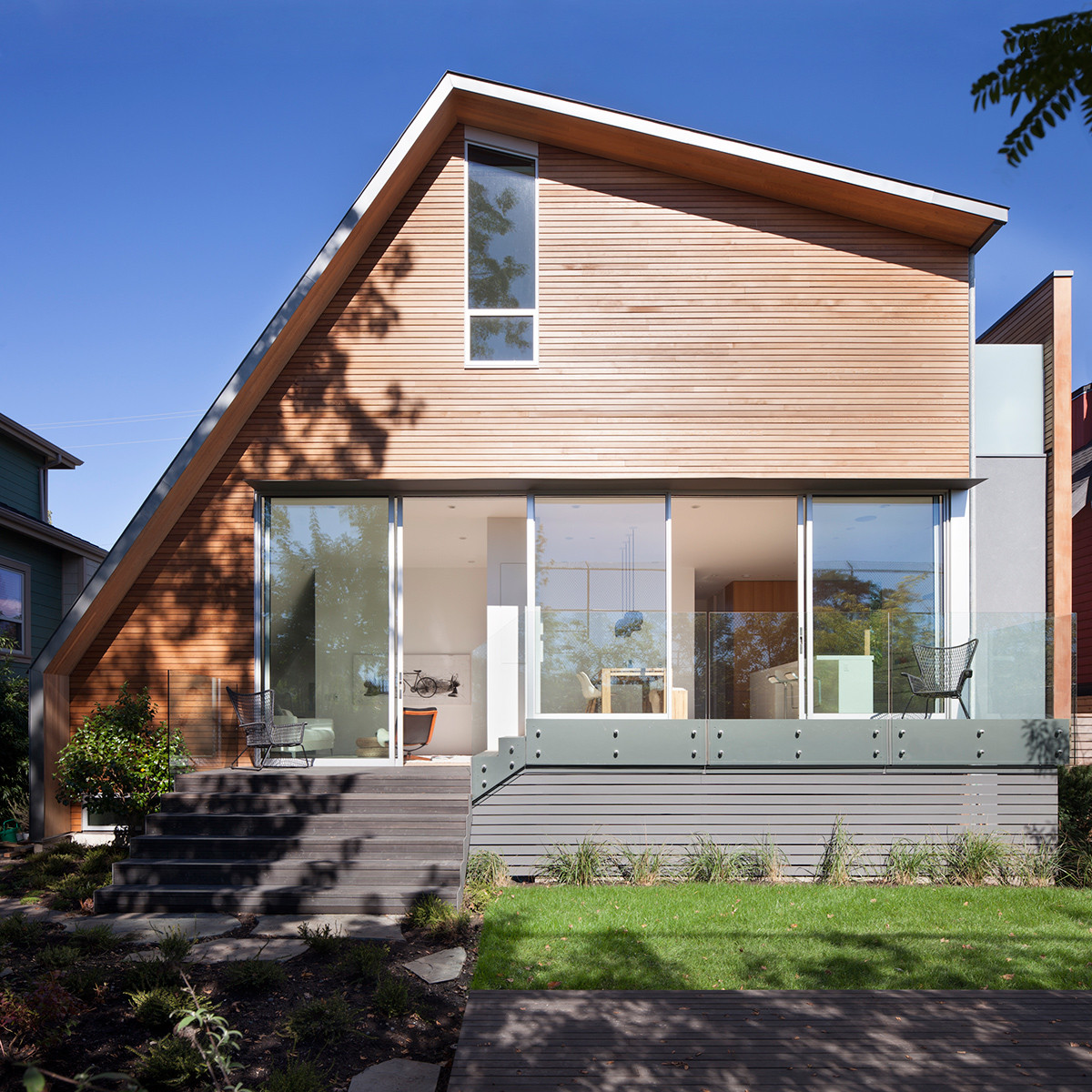 Casa en East Van / Splyce Design, © Ivan Hunter