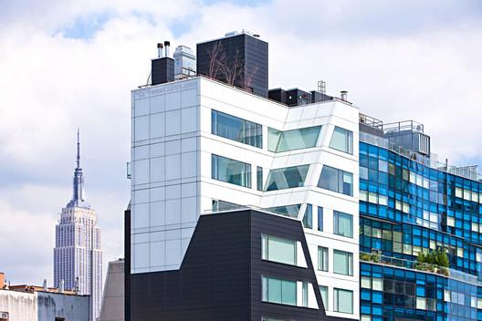 New York Apartment Remodelation / INNOCAD Architektur ZT GmbH. Image © Thomas Schauer