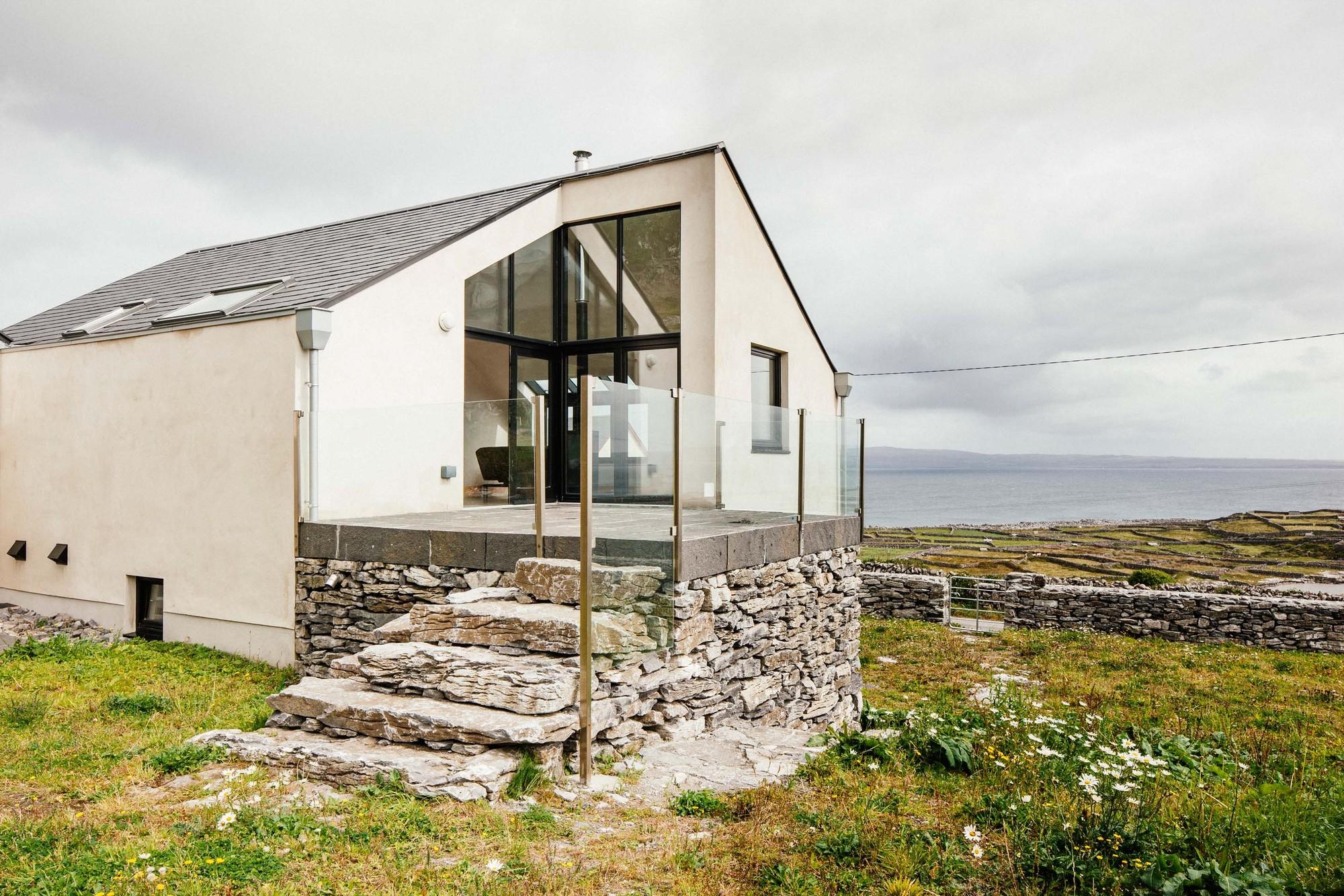Island Dwelling / O'Neill Architecture, © Philip Lauterbach