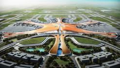 Zaha Hadid y ADPI revelan planes para el terminal de pasajeros más grande del mundo en Beijing