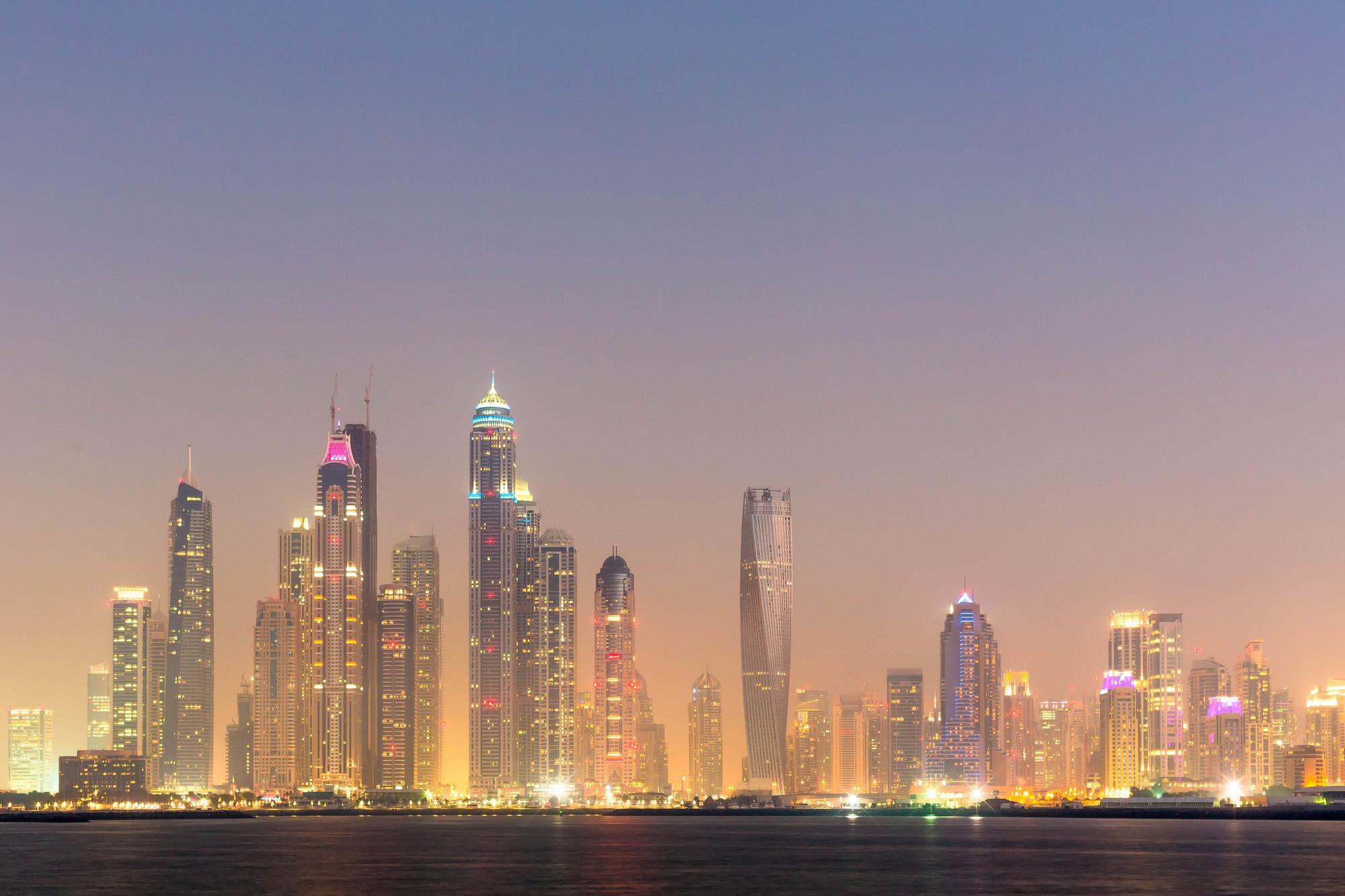 OMA Opens New Office in Dubai, © Flickr CC User Éole Wind
