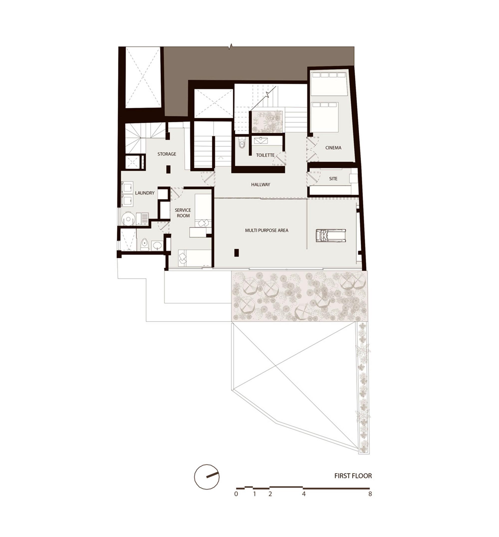 Gallery of the barrancas house ezequielfarca - Diseno y arquitectura ...