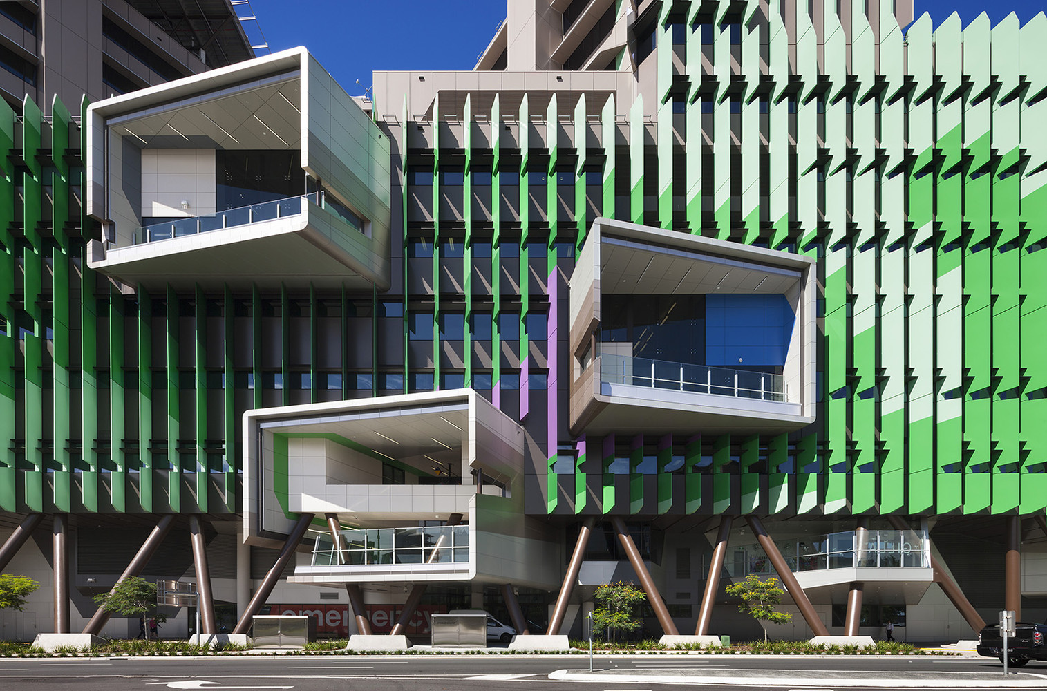 New Lady Cilento Children's Hospital / Lyons + Conrad Gargett
