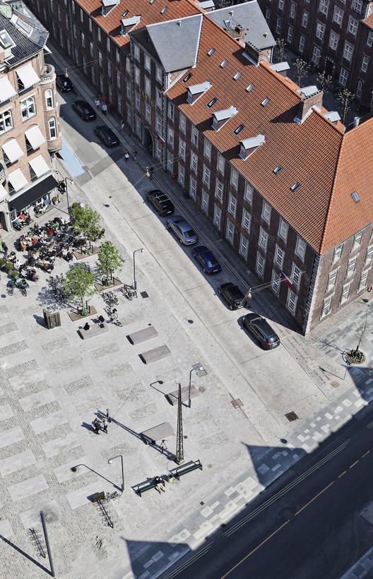 Vartov Square. Image © Stamers Kontor