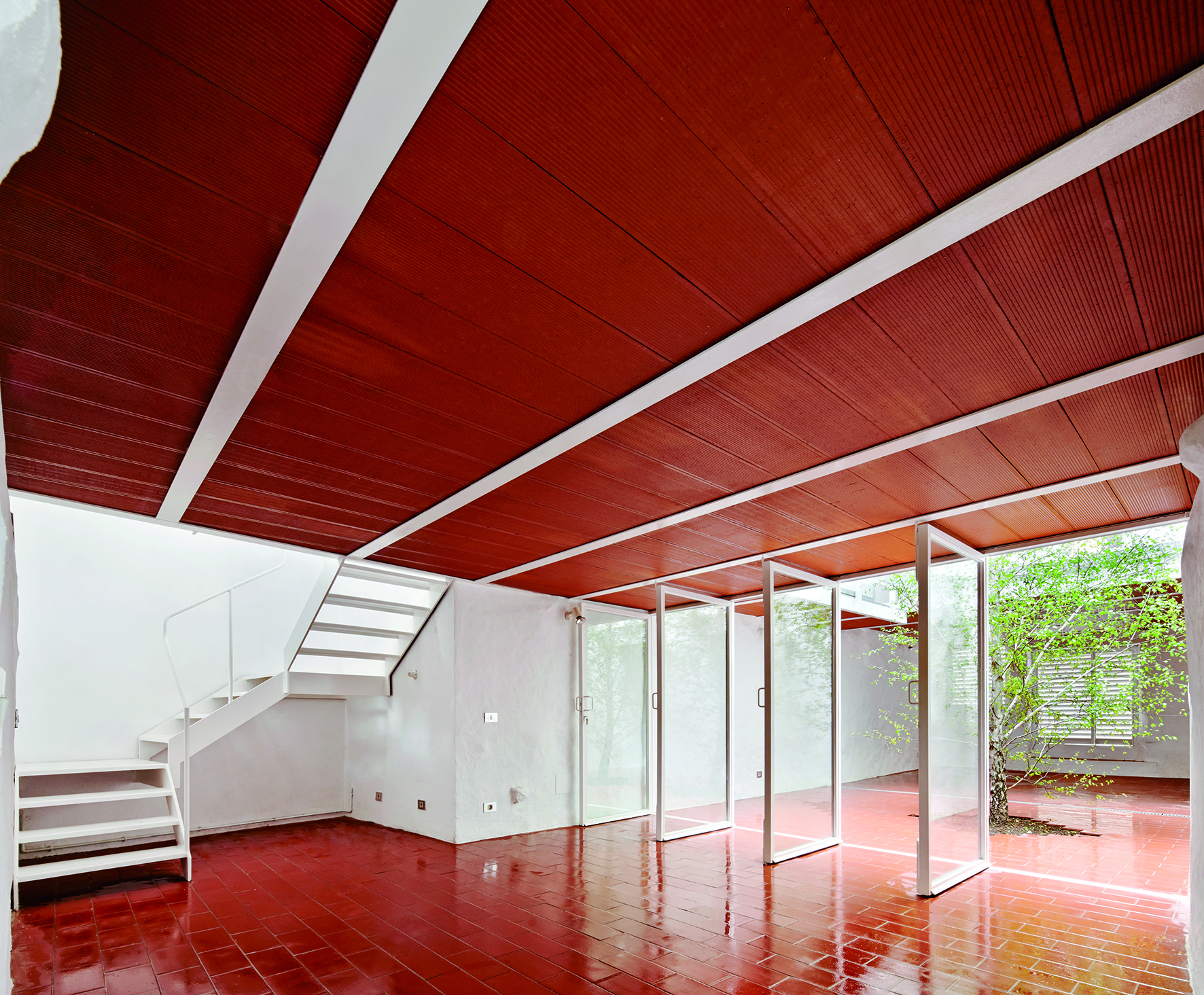 Luz House. Image © José Hevia