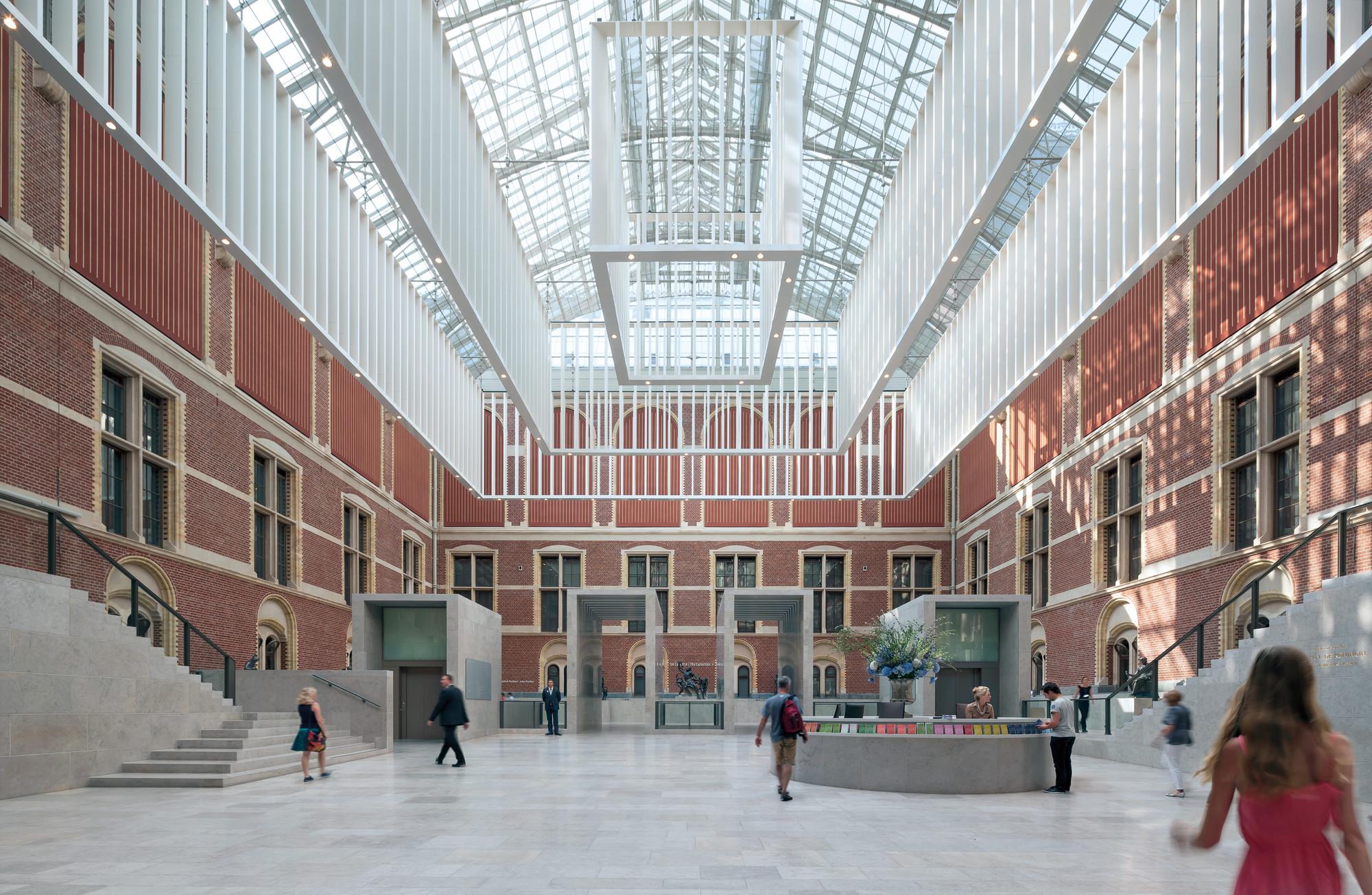Rijksmuseum. Imagen © Duccio Malagamba