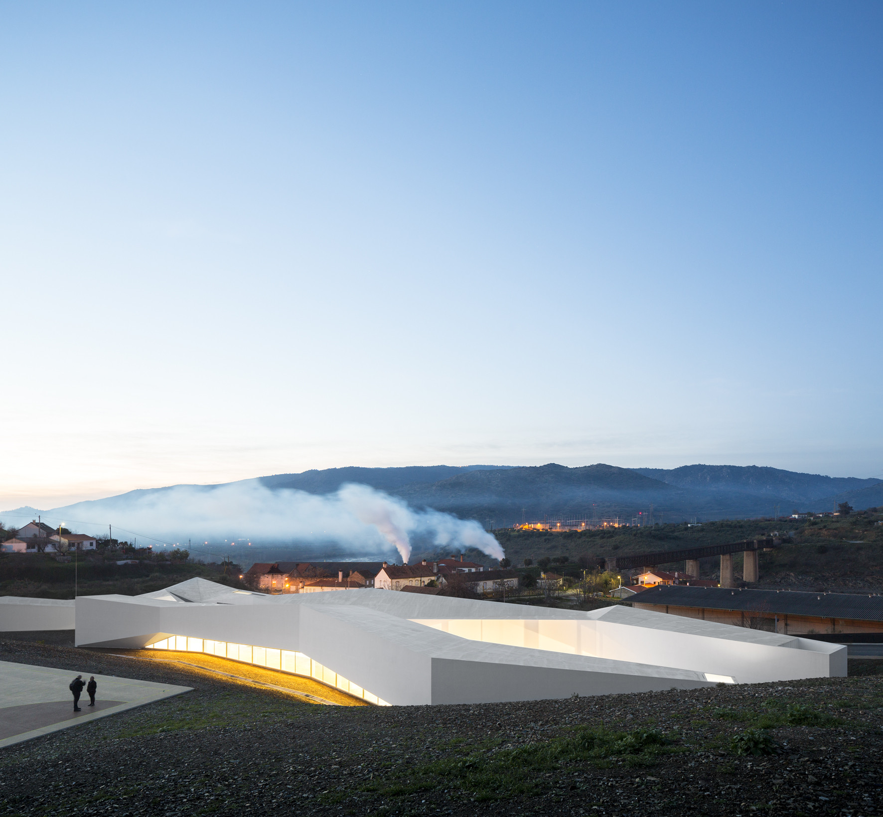 High Performance Rowing Center. Image © Fernando Guerra | FG+SG