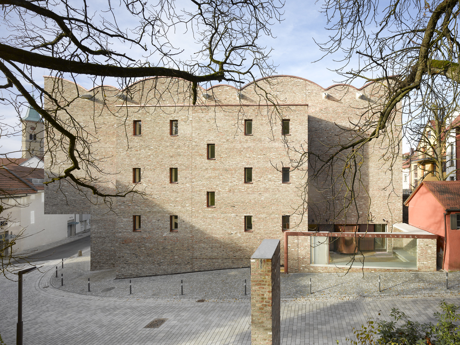 Ravensburg Art Museum. Image © Roland Halbe