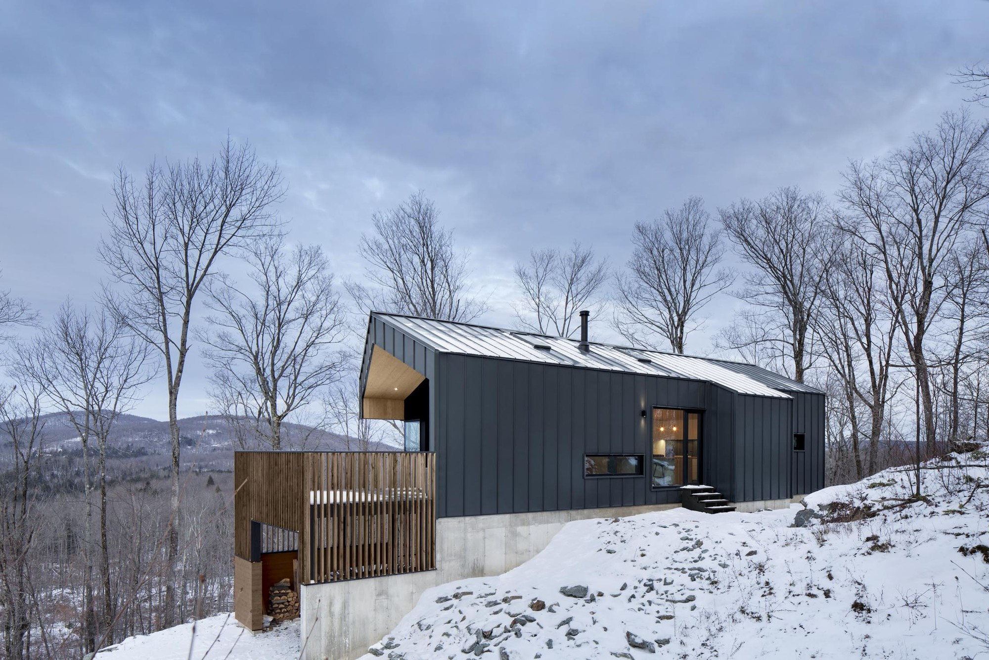 Bolton Residence / NatureHumaine, © Adrien Williams