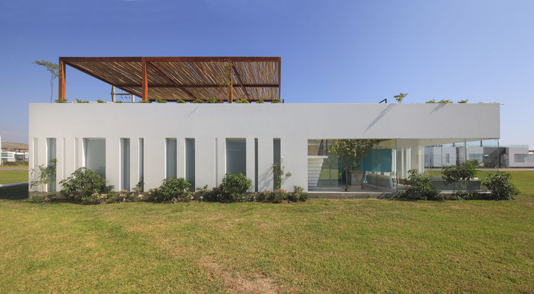 Casa Maple / Martín Dulanto, © Juan Solano Ojasi