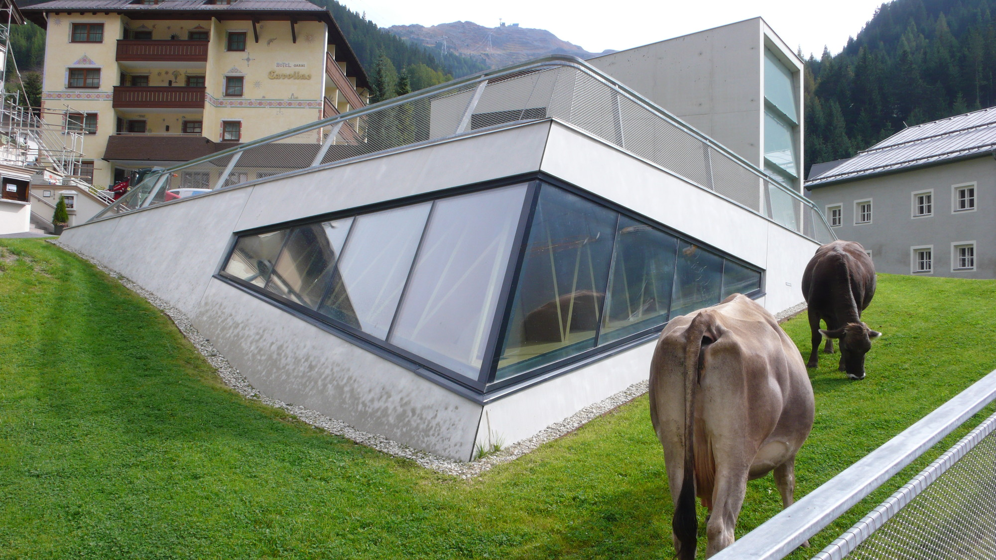 Courtesía de Parc Architekten