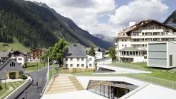 Centro de Cultura de Ischgl / Parc Architekten
