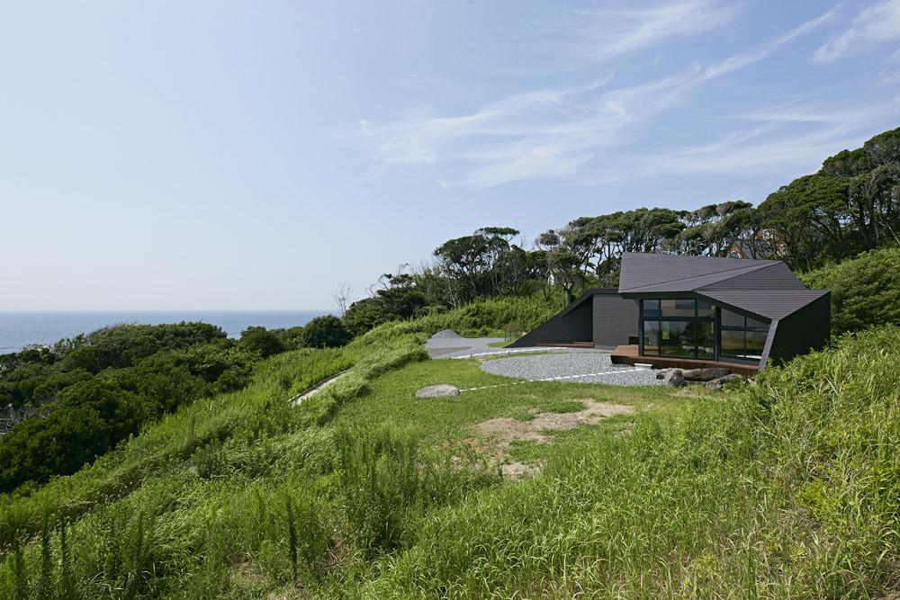 Villa Escargot / Takeshi Hirobe Architects, © Koichi Torimura