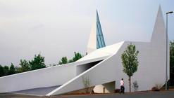 Autobahn Church Siegerland  / Schneider+Schumacher