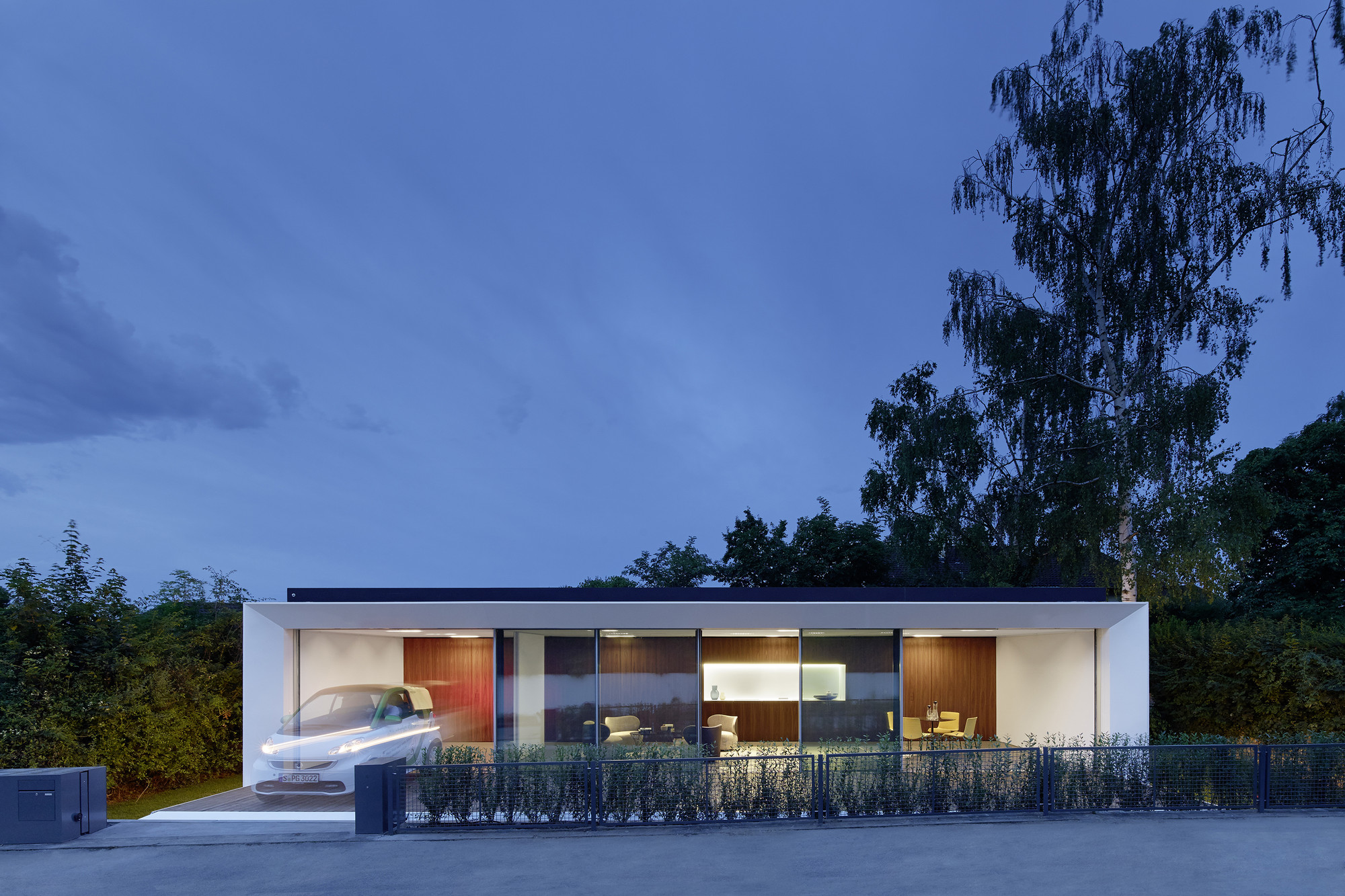 House B10 / Werner Sobek Group, © Zooey Braun