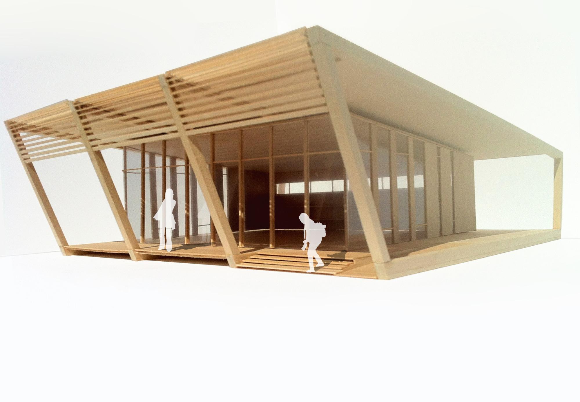 Modern Classroom Model ~ Galeria de quot a kit of parts uma sala aula pré