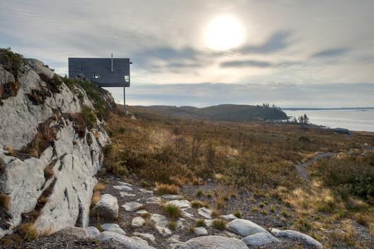 Cliff House / Mackay-Lyons Sweetapple Architects. Image © Greg Richardson