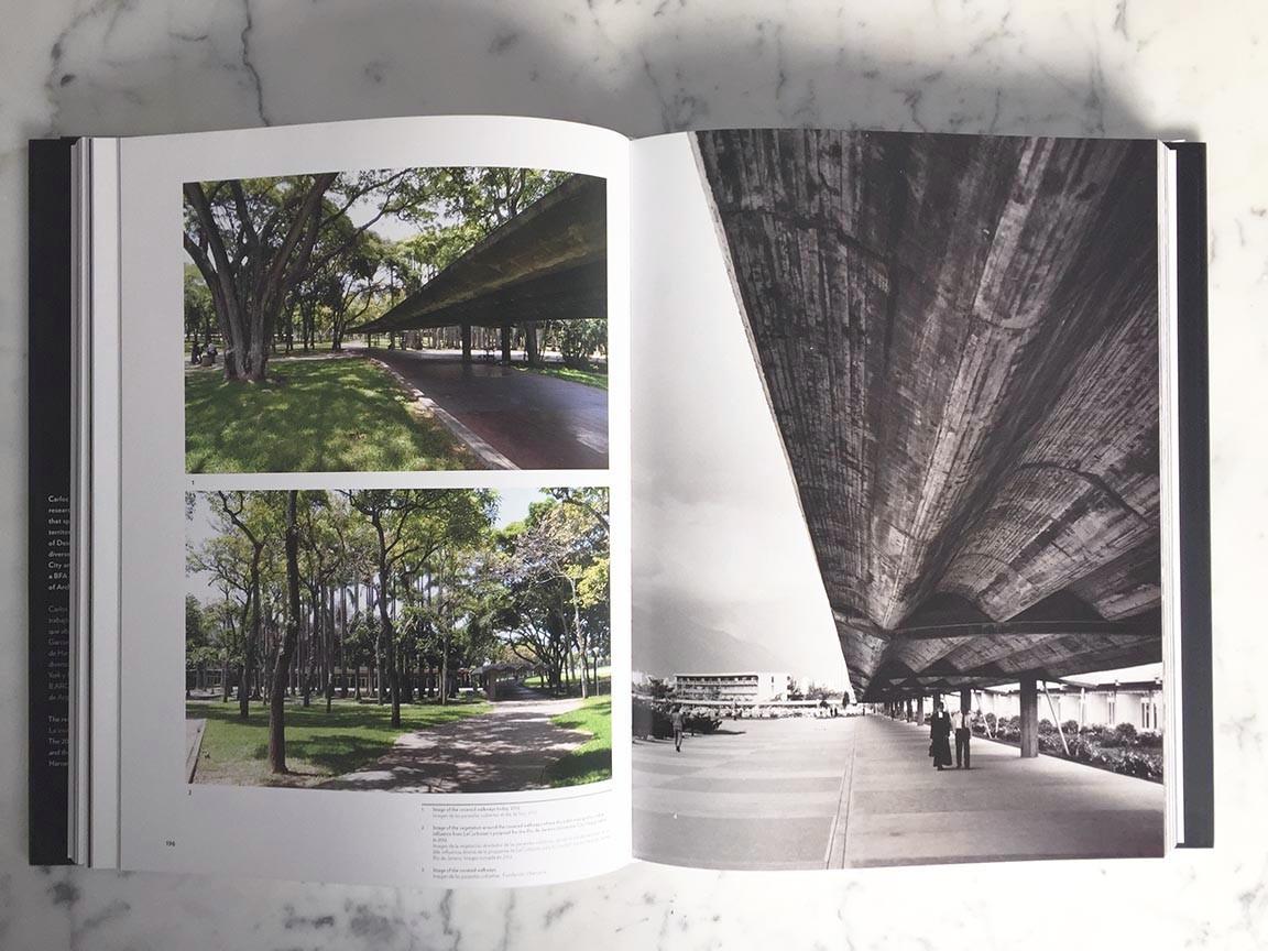 Universidad de Brasília, Brasil, de Lucio Costa y Oscar Niemeyer. Image Cortesia de Ana María Durán