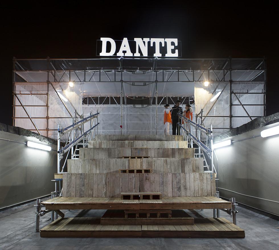 """""""Maqueta para el Dante"""" en Bogotá: invertir el recorrido de un edificio patrimonial para redescubrirlo, © Santiago Pinyol"""