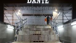 """""""Maqueta para el Dante"""" en Bogotá: invertir el recorrido de un edificio patrimonial para redescubrirlo"""