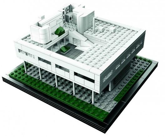 Villa Saboya / Le Corbusier. Image © © LEGO