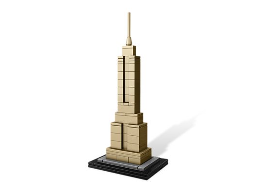 Empire State. Image © © LEGO