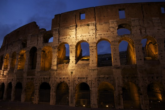 The ruins of the Colosseum still makes a powerful impression. Image © Providence Pictures