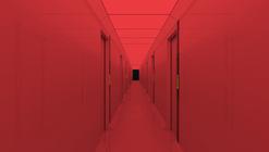 Cine y Arquitectura: corredores de ciencia ficción en 3D